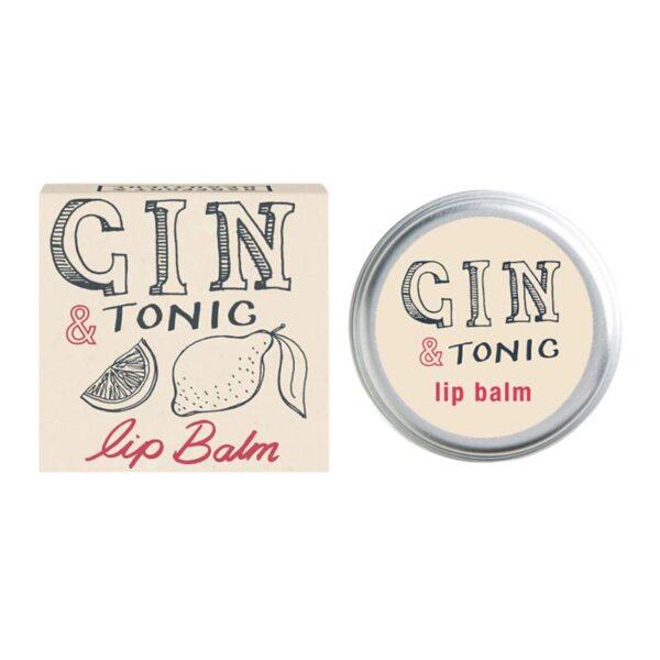 Barefoot & Beautiful Gin & Tonic Lip Balm 15g