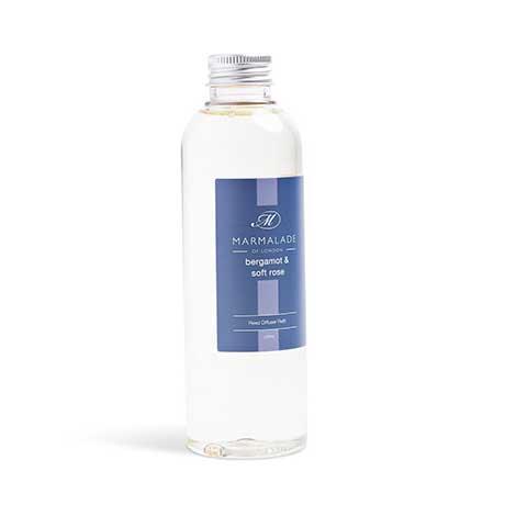 Marmalade Bergamot & Soft Rose Diffuser Oil Refill