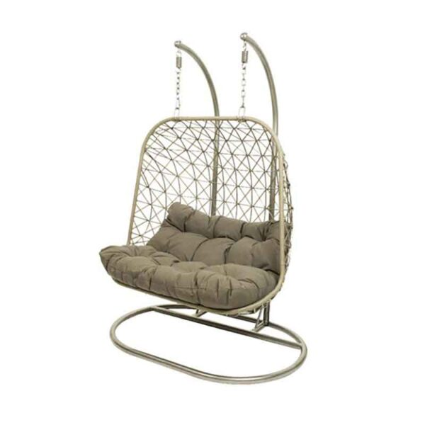 Bologna Outdoor Double Hanging Cocoon Chair