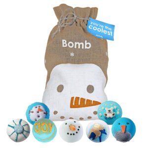 Bomb Cosmetics Gift Blaster Sack - 'You're The Coolest'