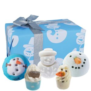 Bomb Cosmetics Mr Frosty Christmas Gift Set