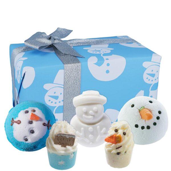 Bomb Cosmetics Mr Frosty Christmas Gift Set