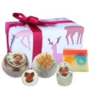 Bomb Cosmetics Rudolph Nose Best Christmas Gift Set