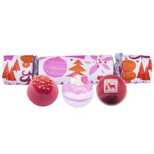 Bomb Cosmetics We Wish You a Rosy Christmas Cracker Set