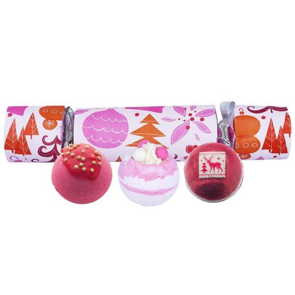 Bomb Cosmetics We Wish You a Rosy Christmas Cracker Set