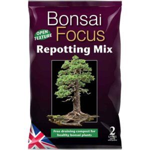 Bonsai Focus Repotting Mix 2 Litres