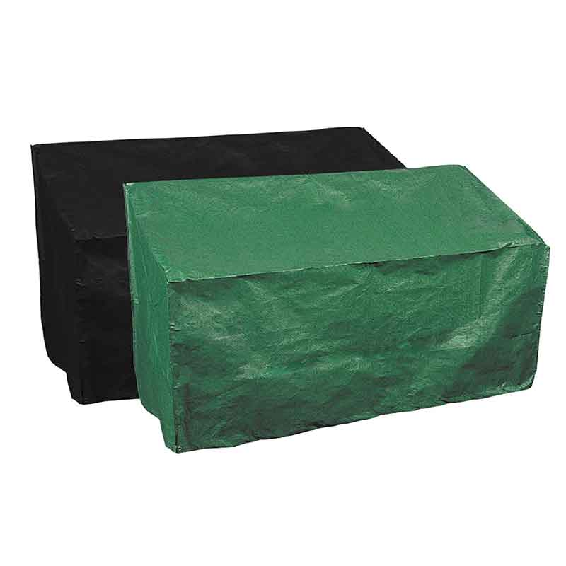 Bosmere Protector 2000 3/4 Seat Bench Cover (Reversible Green/Black)