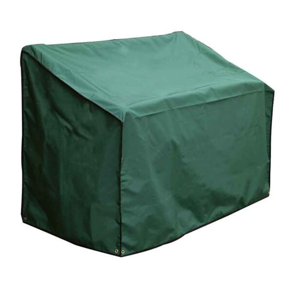 Bosmere Protector 5000 2 Seat Bench Cover Dark Green