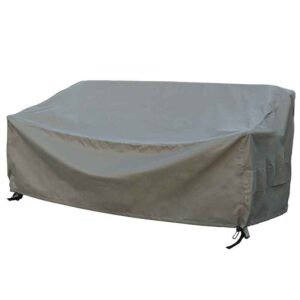 Bramblecrest 3 Seat Sofa Cover in Khaki