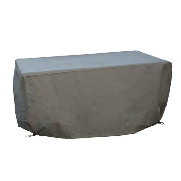Bramblecrest Casual Dining Table Cover in Khaki