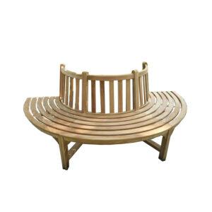 Bramblecrest Circular Half Tree Seat