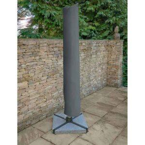 Bramblecrest Grey Protective Cover for Lichfield/Chichester/Truro Parasols