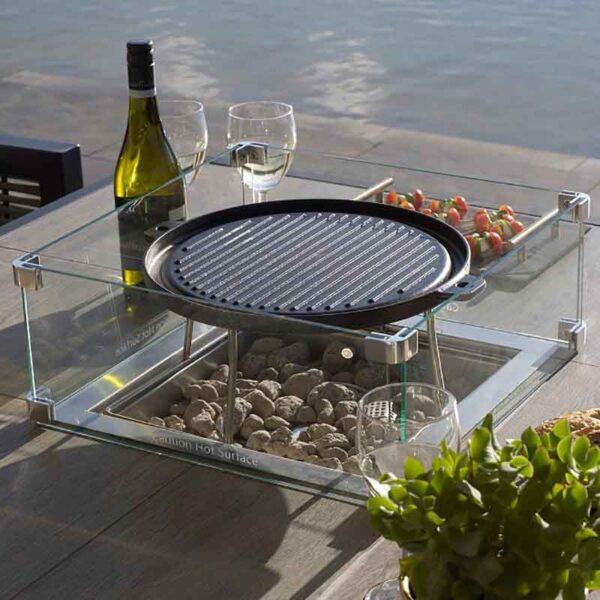 Bramblecrest Griddle for Square Firepit Table