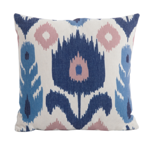 Bramblecrest Ikat Square Scatter Cushion