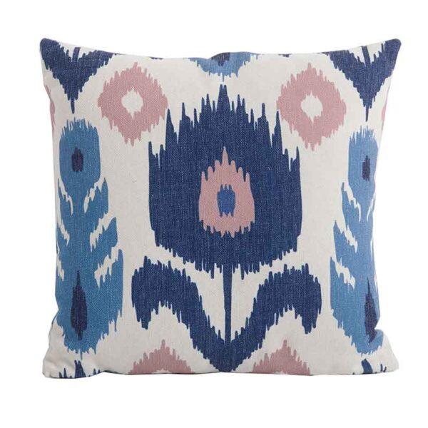Bramblecrest Ikat Square Scatter Cushion