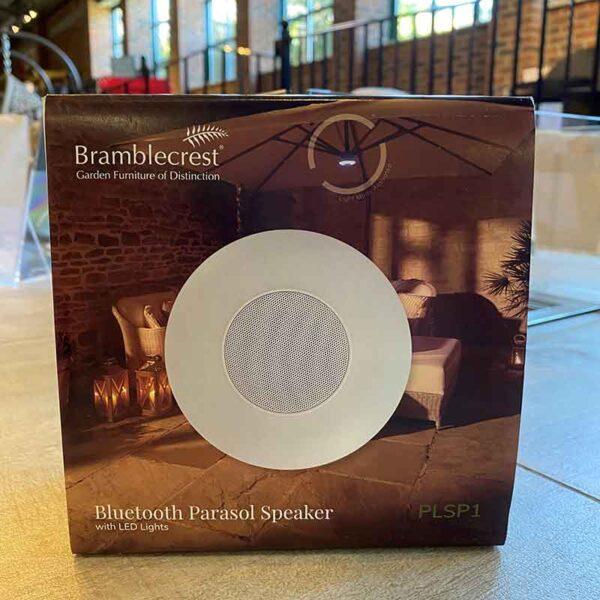 Bramblecrest LED Light with Bluetooth Speaker