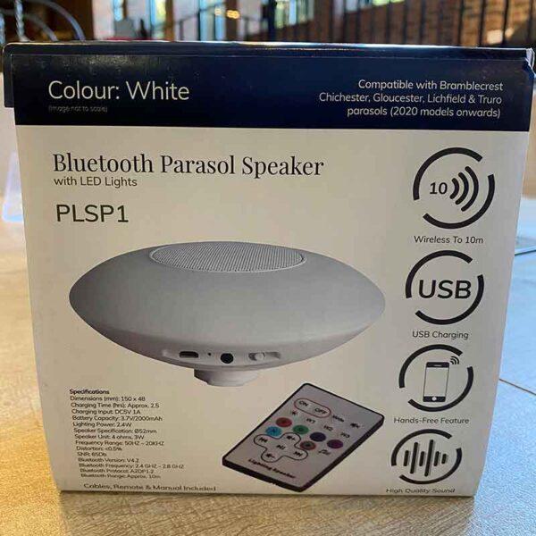 Bramblecrest LED Light with Bluetooth Speaker details