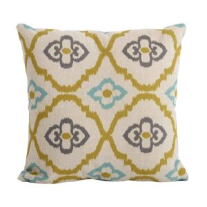 Bramblecrest Moroccan Citrus Square Scatter Cushion
