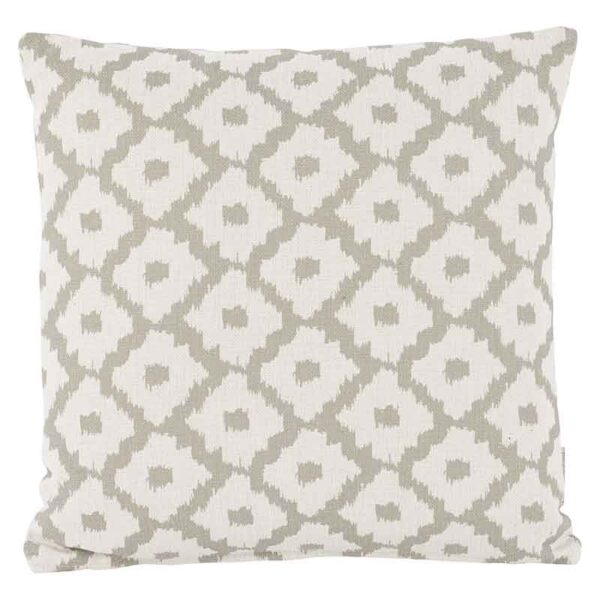 Bramblecrest Olive Medallion Square Scatter Cushion