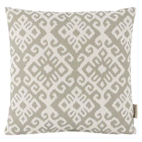 Bramblecrest Olive Motif Square Scatter Cushion