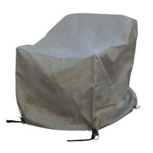 Bramblecrest Portofino Sofa Chair Cover in Khaki