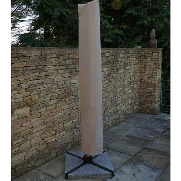 Bramblecrest Protective Cover in Sand for Lichfield/Chichester/Truro Parasols