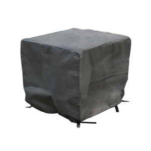 Bramblecrest Tetbury Mini Casual Dining Table Cover in Khaki