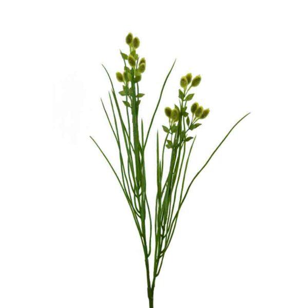 Floralsilk Wild Flower Stem with Grass (66cm)