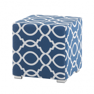 CUBF1MS Cubic Stool Midnight