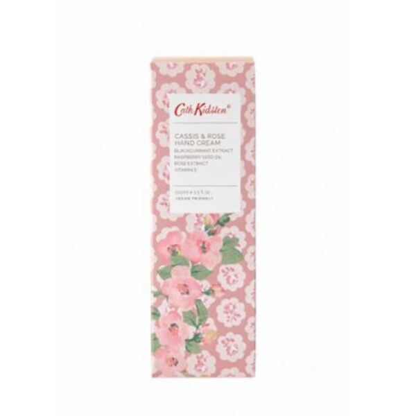 Cath Kidston Cassis & Rose Hand Cream (100ml)