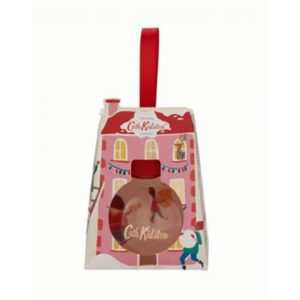 Cath Kidston Christmas Village Shower Gel Bauble (100ml)