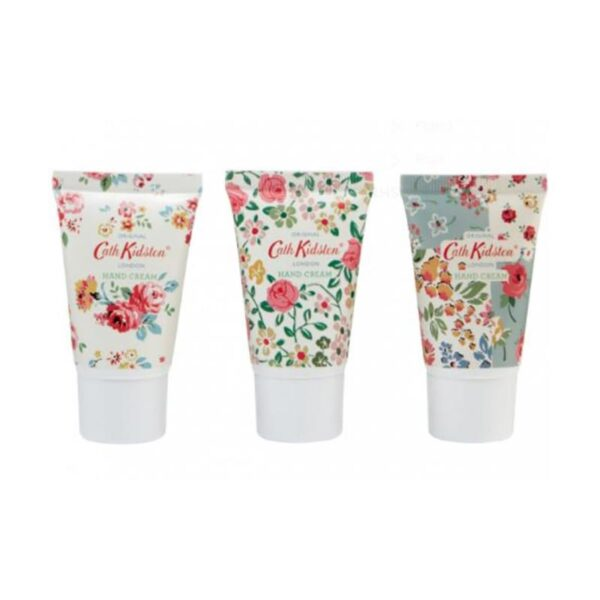 Cath Kidston Cottage Patchwork Hand Cream Trio 2