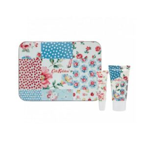 Cath Kidston Cottage Patchwork Hand & Lip Tin