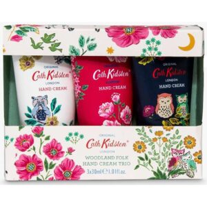 Cath Kidston Magical Woodland Lavender & English Chamomile Hand Cream Trio