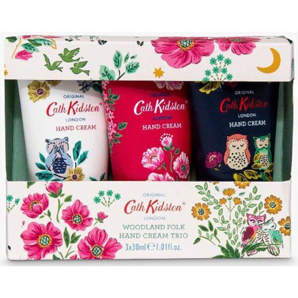 Cath Kidston Magical Woodland Lavender & English Chamomile Hand Cream Trio