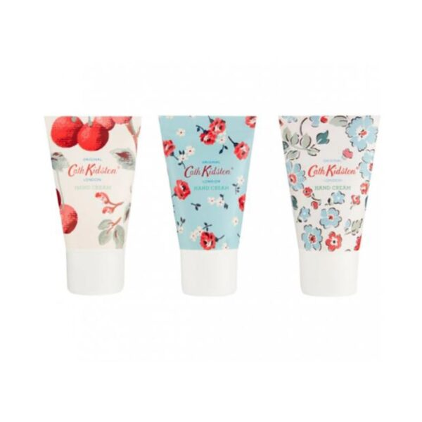 Cath Kidston Mini Cherry Sprig Hand Cream Trio 1