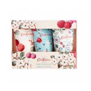 Cath Kidston Mini Cherry Sprig Hand Cream Trio