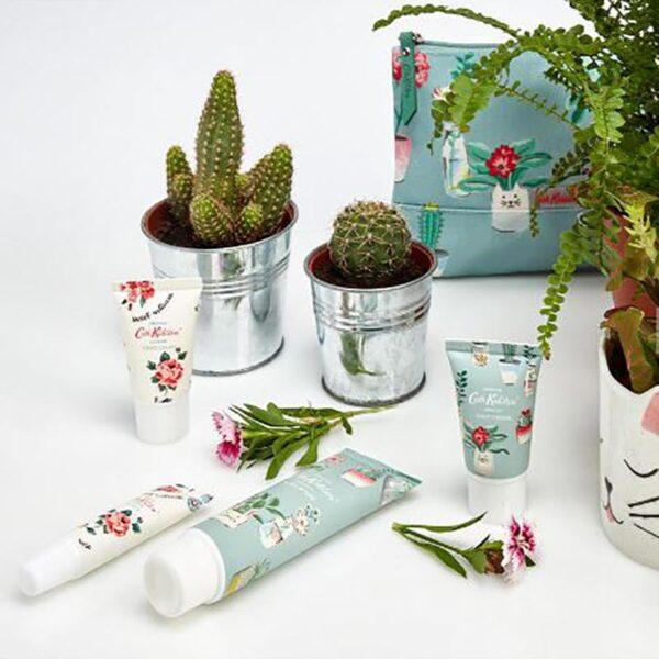 Cath Kidston Plant Pots Pamper Time Bag 3