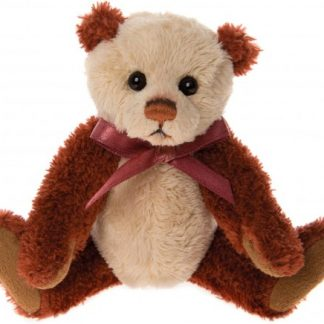 Charlie Bear Keyring - Chiffon