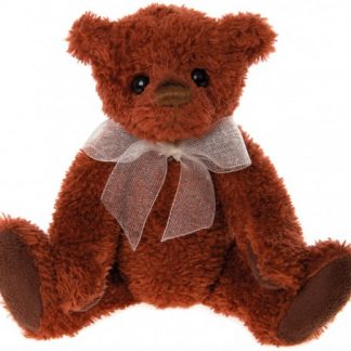 Charlie Bears Cheeky Charlie Keyring - Jersey