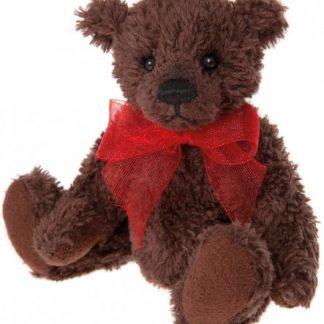 Charlie Bears Cheeky Charlie Keyring - Organza
