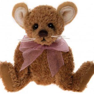 Charlie Bears Cheeky Charlies Keyring - Cheesecloth