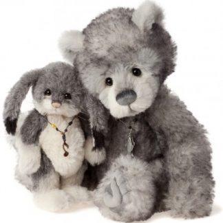Charlie Bears Isabelle - Salt & Pepper