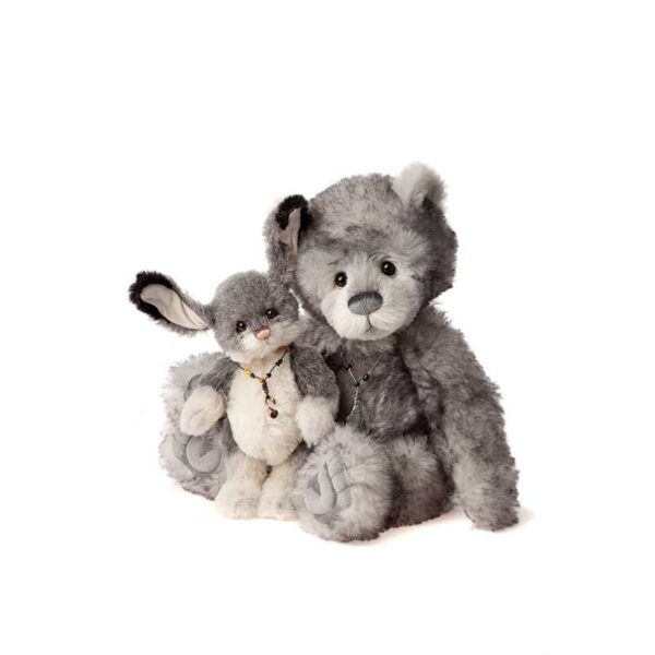 Charlie Bears Isabelle Salt and Pepper