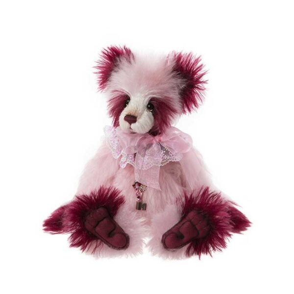 Charlie Bears Isabelle Summer Pudding