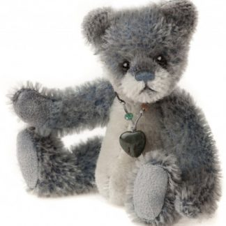 Charlie Bears Keyring - Iceskate