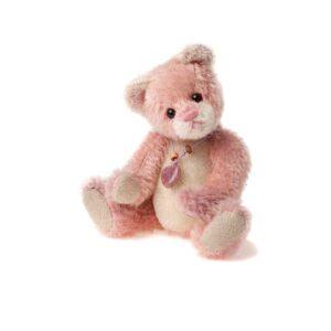 Charlie Bears Keyrings Balletshoe