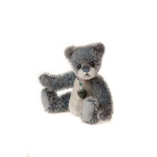 Charlie Bears Keyrings Iceskate