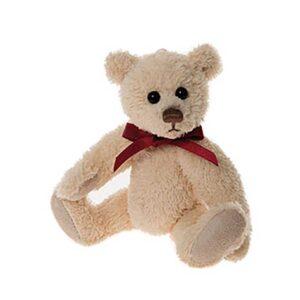 Charlie Bears Keyrings Linen
