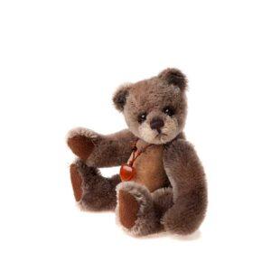 Charlie Bears Keyrings Moccasin